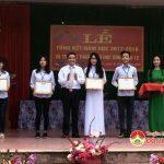 Trung tâm giáo dục thường xuyên huyện Đô Lương tổng kết năm học 2017 – 2018