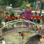 Sự đổi thay nhanh chóng ở trường mầm non xã miền núi Giang Sơn Tây