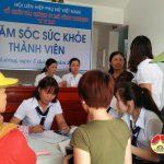 Quỹ tình thương Đô Lương tổ chức khám miễn phí cho 188 thành viên
