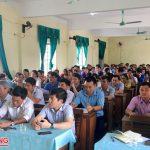 Đô Lương khai giảng lớp bồi dưỡng ngạch chuyên viên K32.6 năm 2018