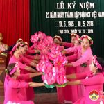 Hội người cao tuổi Đại Sơn kỷ niệm ngày thành lập Hội người cao tuổi Việt Nam
