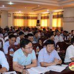 Huyện ủy Đô Lương: Triển khai kiểm tra cấp ủy Quý II/2018