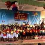 Trường mầm non Giang Sơn Đông: Tổng kết năm học 2017-2018