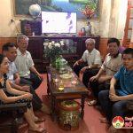 Em Nguyễn Trình Tuấn Đạt- giải nhất Hội thi tin học trẻ Nghệ An năm 2018