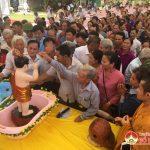 Đại lễ Phật Đản chùa Giáp Vinh