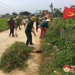 Tràng Sơn sôi nổi các hoạt động chào mừng Đại hội Nông dân huyện