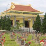Đô Lương Đầu tư trên 1 tỷ đồng nâng cấp, sửa chữa Nghĩa trang Liệt sĩ huyện.