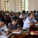 Đại biểu HĐND huyện tiếp xúc cử tri xã Trung Sơn
