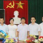 UBMTTQ và các đoàn thể chúc mừng đài TT – TH Đô Lương nhân dịp 21/6