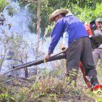Đô Lương: Triển khai các biện pháp phòng chống cháy rừng trở lại ở  Thượng Sơn.