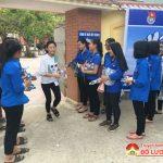 Thí sinh Đô Lương hoàn thành kỳ thi THPT Quốc gia 2018