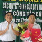 Đô Lương công bố quyết định bổ nhiệm trưởng ban tuyên giáo đồng thời là Giám đốc trung tâm bồi dưỡng chính trị