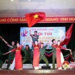 """Sư đoàn 324:  Hội thi tuyên truyền viên trẻ về """"Lời Bác Hồ dạy"""" và các tác phẩm tiểu biểu của Chủ tịch Hồ Chí Minh"""