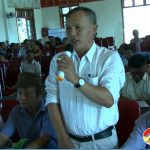 Đại biểu HĐND tỉnh và huyện tiếp xúc cử tri xã Thịnh Sơn