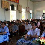 HĐND tỉnh và huyện tiếp xúc cử tri tại xã Xuân Sơn