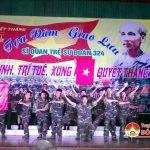 Sư đoàn 324 Tọa đàm 'Cán bộ, sĩ quan trẻ kiên định, trí tuệ, xung kích, quyết thắng'