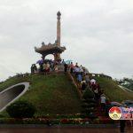 Lãnh đạo huyện Đô Lương thăm Nghĩa trang liệt sỹ Quảng Trị và Nghĩa trang liệt sỹ Quốc gia Trường Sơn