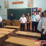 Ban tuyên giáo trung ương về làm việc tại huyện Đô Lương