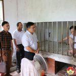 Nhóm Đô Lương chia sẻ yêu thương tặng quà các thân nhân liệt sỹ, thương binh có hoàn cảnh đặc biệt khó khăn