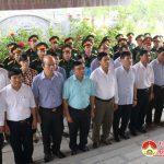 Huyện Đô Lương tổ chức dâng hương tại di tích lịch sử quốc gia Truông Bồn