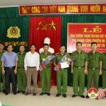 Công an tỉnh Nghệ An thưởng nóng chuyên án làm giả gần 10 kg kim loại bạc