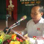 Xã Thuận Sơn tổ chức kì họp thứ 6 HĐND xã khóa XIX nhiệm kì 2016 – 2021