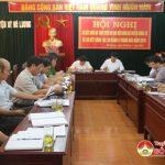 Huyện ủy Đô Lương tổ chức hội nghị sơ kết giữa nhiệm kỳ kết quả thực hiện Nghị quyết đại hội Đảng bộ huyện lần thứ XX nhiệm kỳ 2015 – 2020