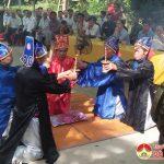 Xã Thuận Sơn tổ chức lễ hội Đền Linh Kiếm