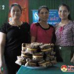 Hội phụ nữ Đông Sơn tổ chức lễ ra mắt tổ liên kết sản xuất bánh gai