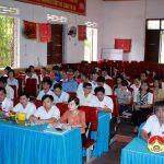 HĐND Thị Trấn tổ chức kì họp thứ 7 khóa 6 nhiệm kì 2016 – 2021