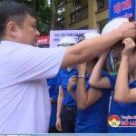 Tuổi trẻ Bộ Công an tổ chức hành trình tri ân tại Đô Lương