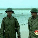 Đô Lương: 500ha lúa bị ngập nước do đợt mưa kéo dài