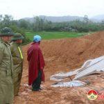Đô Lương trên 3000 ha lúa bị chìm ngập trong nước, nhiều xóm bị chia cắt