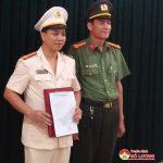 Đô Lương có Phó trưởng công an huyện mới