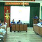 Huyện Đoàn Đô Lương sơ kết công tác Đoàn 6 tháng đầu năm 2018