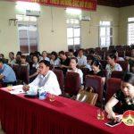 Hội phụ nữ huyện Đô Lương tổ chức hội nghị sơ kết 6 tháng đầu năm 2018