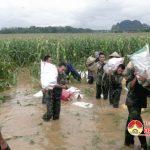 Sư đoàn 324: Tham gia 10 đợt phòng chống thiên tai, tìm kiếm cứu nạn