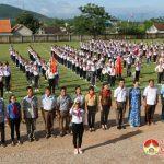 Xã Lạc Sơn tổ chức các hoạt động kỷ niệm 73 năm ngày Cách mạng tháng 8 thành công và Quốc khánh 2/9.