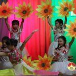 Xã Đà Sơn tổ chức hội diễn văn nghệ và thi nghi thức đội