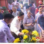 Họ Đặng Văn khánh thành nhà thờ  và tổ chức lễ tế rằm tháng 7