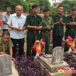 Tọa đàm gặp mặt hội nhập ngũ tháng 8/1976 huyện Đô Lương