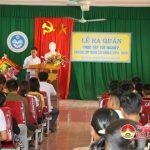 Trường trung cấp kinh tế kĩ thuật Tây Nam Nghệ An ra quân thực tập tốt nghiệp các lớp trung cấp nghề khóa 6 – 2016 – 2019.