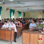 Hội nông dân tập huấn nghiệp vụ công tác hội năm 2018