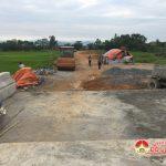 Đô Lương thiếu đất đổ nền xây dựng các công trình