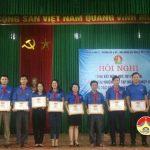 Hội đồng đội huyện tổng kết công tác đội năm học 2017 – 2018, triển khai nhiệm vụ năm học 2018 – 2019