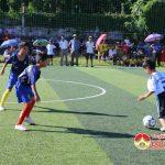 Đô Lương khai mạc giải bóng đá nam nhi đồng năm 2018.