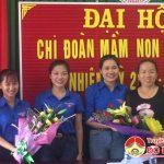Chi Đoàn trường mầm non Việt Anh đại hội nhiệm kì 2018 – 2019