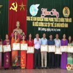 Hội LHPN và LĐLĐ huyện Đô Lương tổ chức giao lưu chia sẻ kinh nghiệm trong phong trào xây dựng nông thôn mới