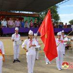 Tràng Sơn: Tổ chức hội thi Nghi Thức đội