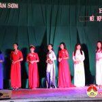 Hội phụ nữ xã Nhân Sơn tổ chức nét đẹp phụ nữ năm 2018